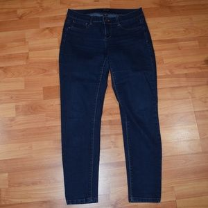 WHITE HOUSE BLACK MARKET Women's Sz S Skinny Jeans